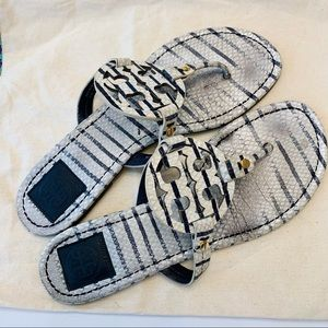 Tory Burch Shoes - Tory Burch Miller Sandals Dust Bag Included 11